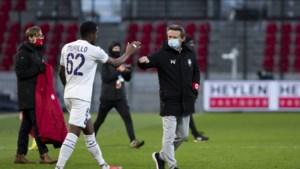 """Frank Vercauteren: """"Play-off 1 halen wordt geen makkie"""""""