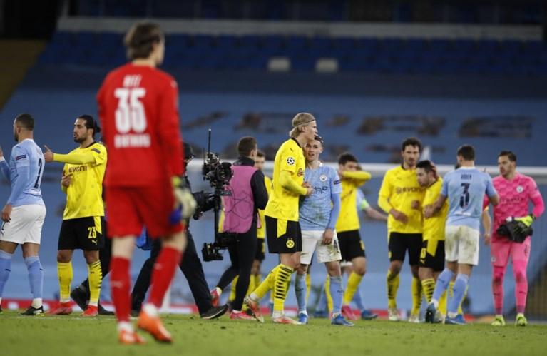 Kevin De Bruyne geeft Man City met goal en knappe pre-assist optie op halve finale tegen Dortmund (maar falende arbiter helpt ook)