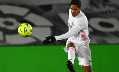 Aderlating voor Real Madrid: vanavond zonder Ramos en Varane tegen Liverpool