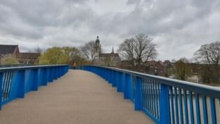Nieuwe Klarabrug eindelijk open voor voetgangers