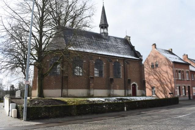 Restauratie kapel Ezaart start tweede helft van april