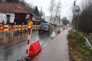 Zichemseweg vijf maanden na ongeval opnieuw volledig open