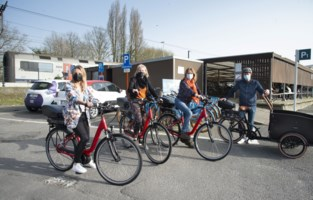 Stad neemt elektrische deelfietsen in gebruik