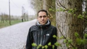 Koersfanaat Pieter (36) zag tijdens Ronde van Vlaaderen ook de haagbeuk demarreren