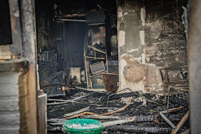 Studio onbewoonbaar na uitslaande brand in Zonhoven