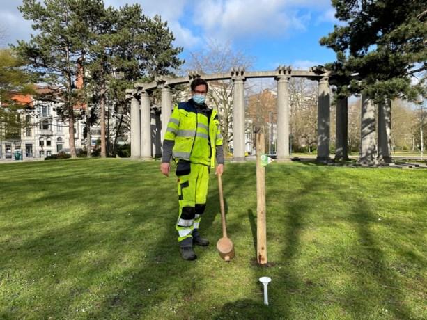 Gent plaatst tien bodemsensoren om hitte en droogte te meten