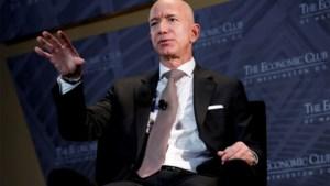 Amazon-topman Bezos steunt geplande belastingverhoging in VS
