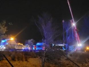Vrachtwagens botsen op E34: snelweg afgesloten richting Antwerpen