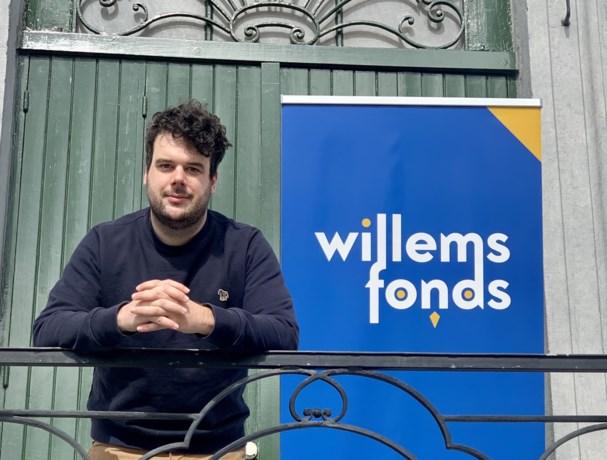"""Willemsfonds heeft nieuwe directeur: """"Meer jongeren aantrekken"""""""