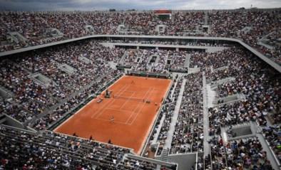"""Week uitstel voor Roland Garros wordt weldra goedgekeurd"""