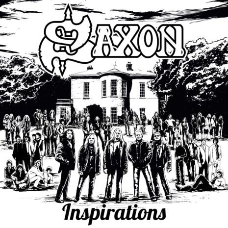 RECENSIE. 'Inspirations' van Saxon: Ongeïnspireerd **