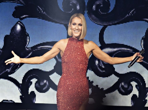 Derde show voor Céline Dion in Antwerps Sportpaleis