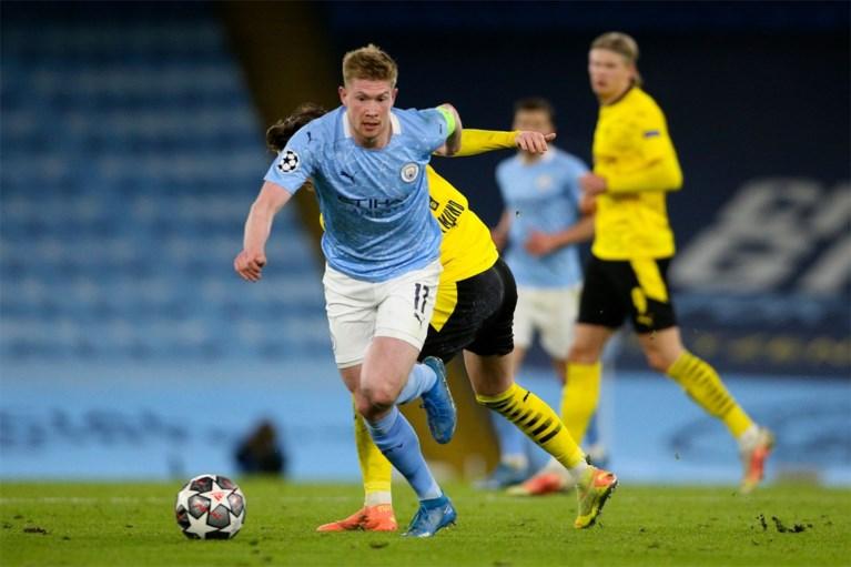 Meer dan ooit Koning Kevin: Kevin De Bruyne tekent nieuw contract tot 2025 bij Manchester City