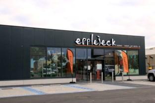 Epplejeck, de grote snoepwinkel voor paardenfreaks, voegt zich bij de andere baanwinkels