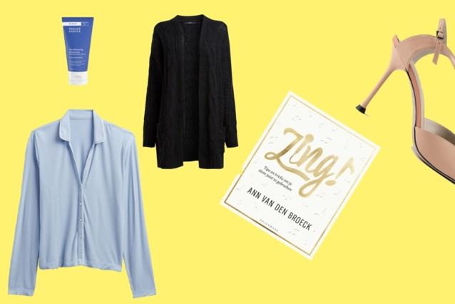 Een anti-agingcrème, bodywarmers voor de kinderen en een pyjama: dit kocht de Billie redactie deze week