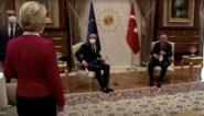 """""""Stoelen geplaatst zoals gevraagd"""": Turkije verdedigt stoelincident met Von der Leyen"""