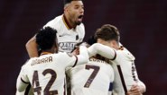 EUROPA LEAGUE. Ajax laat het zelf liggen tegen AS Roma, Manchester United zet stap richting halve finales tegen Granada