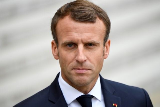 Emmanuel Macron sluit dan toch gehate eliteschool waar hij zelf ook leerling was