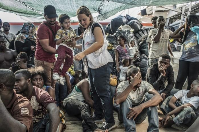 """Line (32) werkte in Jemen tijdens burgeroorlog én coronacrisis: """"We hebben een wapenkamer in het ziekenhuis"""""""