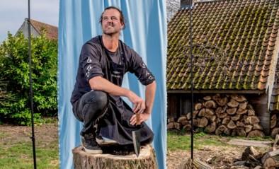 """Chef Willem Hiele: """"Met een patat en een haring mensen aan het <I>blèten </I>krijgen, is mooi"""""""