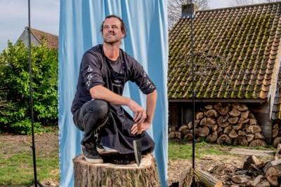 """Chef Willem Hiele: """"Met een patat en een haring mensen aan het blèten krijgen, is mooi"""""""