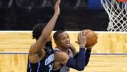 Russell Westbrook nadert legendarisch record in NBA, Kevin Durant laat zich bij terugkeer meteen opmerken