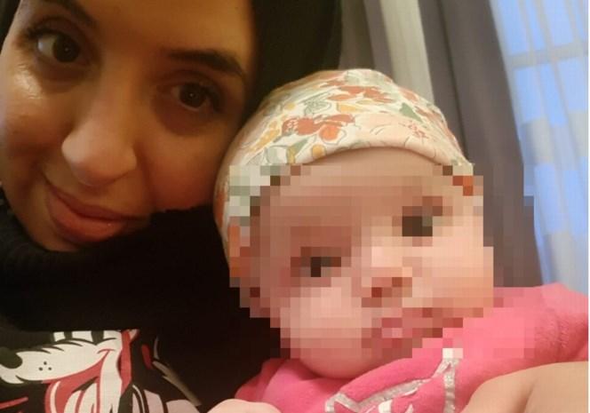 Ziekenhuis stuurt mama met baby naar huis, even later ligt kindje aan de zuurstof met 41,6 graden koorts