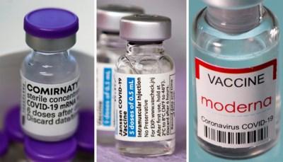 Leeftijdsbeperking voor AstraZeneca: welke andere vaccins heeft België? Hoe staan de leveringen?