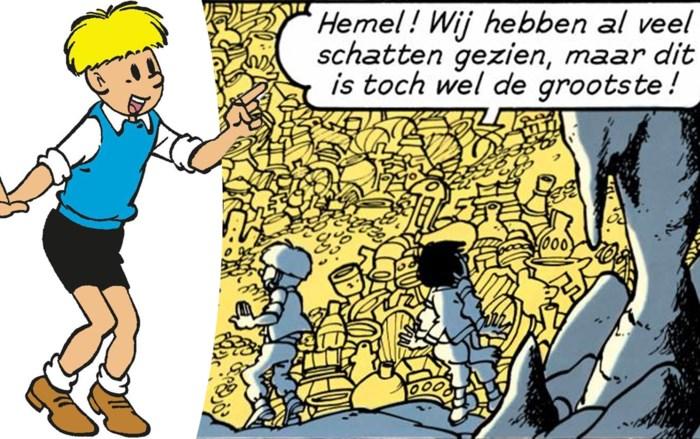 Bekendste schattenzoeker van Vlaanderen vergat de fiscus: Jommeke heeft 562 miljard belastingschuld