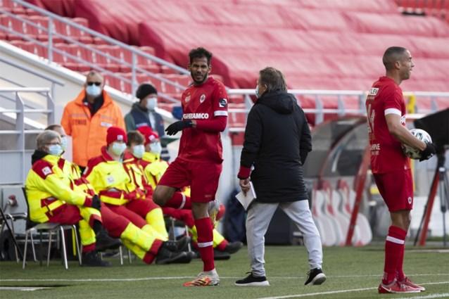 Slecht nieuws voor Antwerp: aanvoerder Faris Haroun mist laatste competitieduels