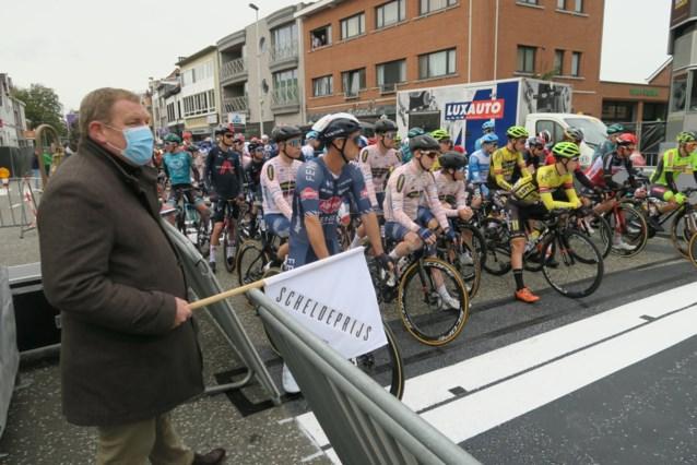 DEELNEMERSLIJST. Scheldeprijs 2021: na Trek-Segafredo moet ook Groupama-FDJ in laatste instantie afhaken