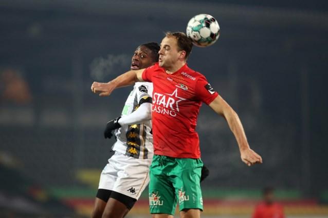 Amateurclub Mandel United trekt aan de mouw van KV Oostende-speler Brecht Capon