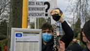 """Protest tegen schrappen bushaltes in Sint-Amandsberg: """"Een verkeerd signaal"""""""