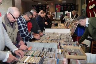 <B>Weer uitstel voor oudste platenbeurs</B>