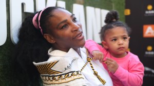 Serena Williams en dochtertje Olympia trekken hetzelfde badpak aan