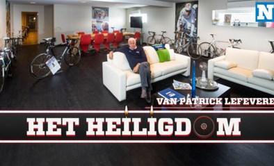 """Binnenkijken in de directiekamer van Patrick Lefevere: """"Museeuw, Boonen, Cavendish… Hier vallen de grote beslissingen"""""""