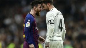 Lionel Messi zal zaterdag in Clasico het record van Sergio Ramos evenaren