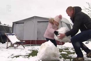 Kempense campings volgeboekt tijdens winterse paasvakantie