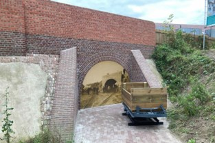 Steenbakkerstunnels en Terlindenpad
