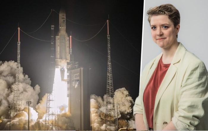"""Vlaamse wetenschapper Hetty Helsmoortel grijpt zeldzame kans om astronaut te worden: """"Ik heb de ervaring en het CV, dus waarom niet?"""""""