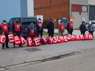 Actie aan containerpark tegen dure restafvalzakken