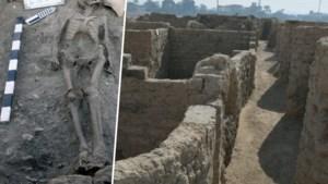 """Ze zochten een tempel, maar vonden """"de verloren gouden stad"""": Egypte heeft nu ook zijn eigen Pompeï"""