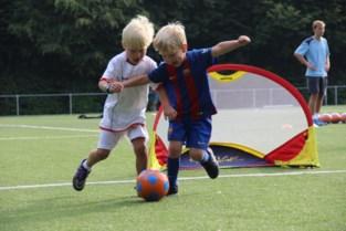 Voortaan ook kleutervoetbal op Daknam, voor jongens en meisjes vanaf 4 jaar