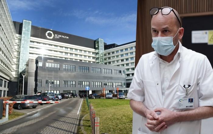 """In dit ziekenhuis wel al vaccinprivileges: """"Gevaccineerden met hoogrisicocontact komen gewoon werken"""""""