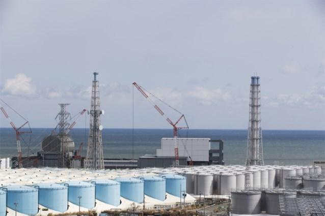 Japan gaat water uit Fukushima in zee lozen