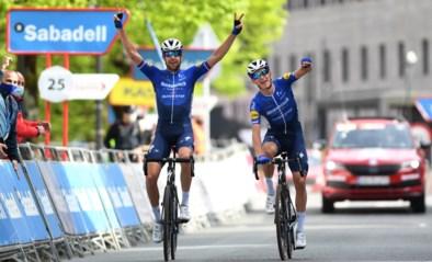 Machtsvertoning van Deceuninck-Quick-Step in het Baskenland: Mikel Frolich Honoré en Josef Cerny op plaatsen één en twee