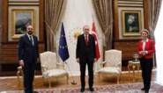 Erdogan plande het, Von der Leyen was de klos, maar Michel moet op de blaren zitten na stoelendebacle
