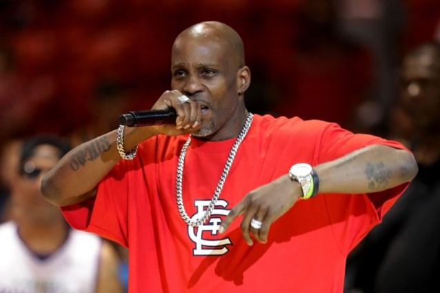 Rapper DMX op 50-jarige leeftijd overleden