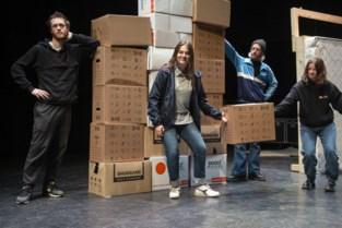 Voorstelling van Kaaiman gaat online in première: een schreeuw naar verbinding