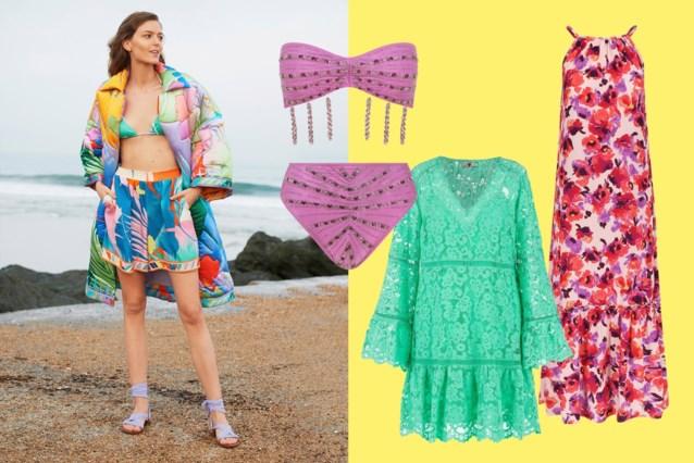 Dromen van vakantie met deze fleurige outfits